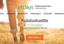 Etua.fi kokemuksia