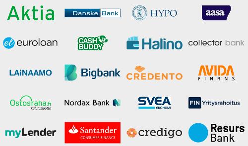 Etua.fi yhteistyökumppanit