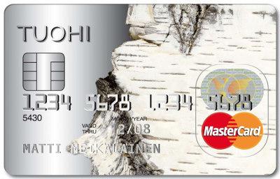 Tuohi Mastercard kokemuksia