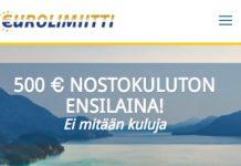 Eurolimiitti kokemuksia