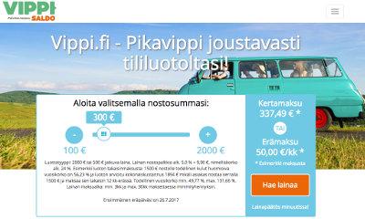 Vippi.fi kokemuksia