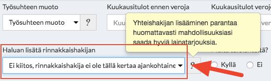 rahoitu.fi yhteistyökumppanit