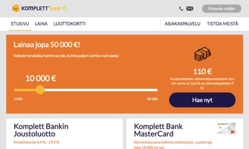norjalainen pankki suomessa